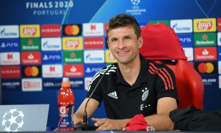 Bayern Munich Press Conference - UEFA Champions League