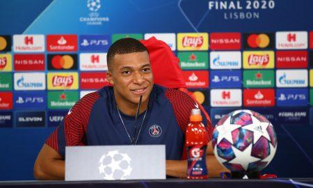 Paris Saint-Germain Press Conference - UEFA Champions League